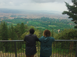 Having Family in Florence: What I Taught and What I Learned