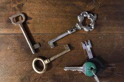 Artistic Metal Keys: The Truth Behind Every Locked Door in Florence